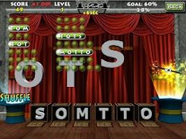 Screenshot of 3D Magic Words FREE