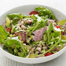 Smoked Turkey And Black-Eyed Pea Salad