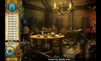 Screenshot of Pirate Mysteries Hidden Object