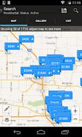 Screenshot of CRAAR Mobile MLS