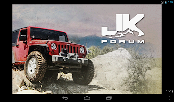 Screenshot of JK-Forum Jeep Wrangler Resourc