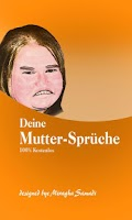 Screenshot of Deine Mutter-Sprüche