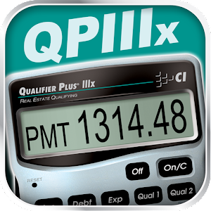 Qualifier Plus IIIx App