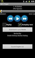 Screenshot of Quran MP3 With Bengali