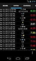 Screenshot of Sleepmeter