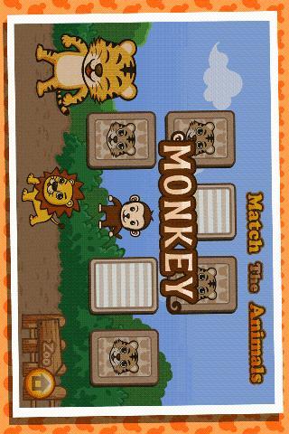 호랑이의키즈월드 카드 그림 퍼즐 유아 영어공부