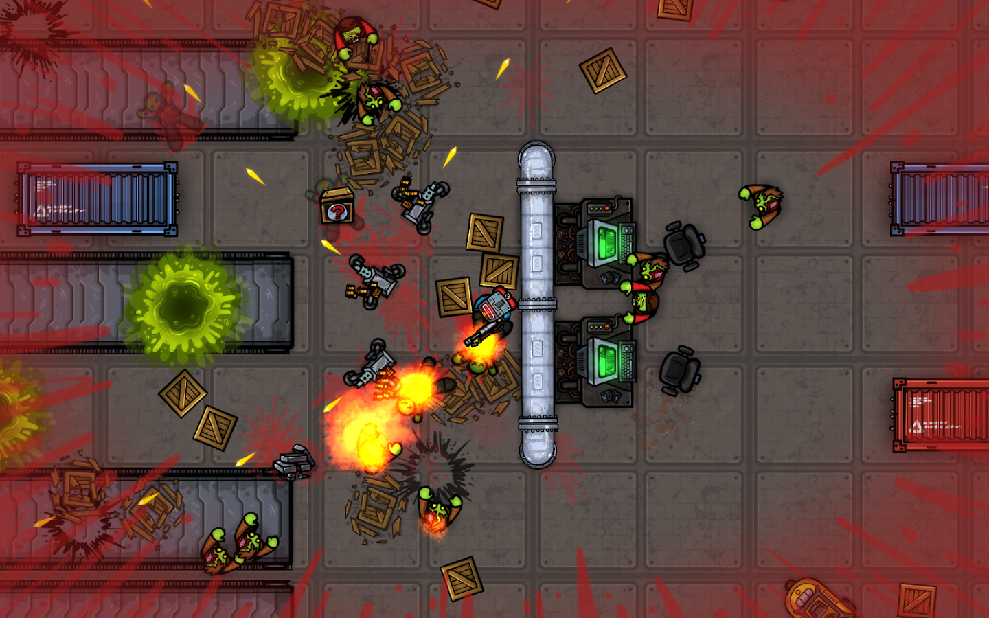 Zombie Scrapper Screenshot 18