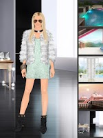 Screenshot of Stardoll Dress Up Movie Stars