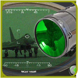 Night Vision Simulated For PC (Windows & MAC)