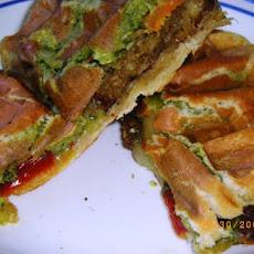 Pesto Sandwich Loaf