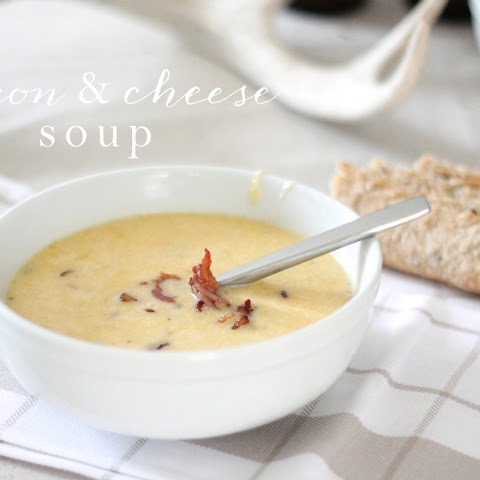Bacon and Cheese Soup