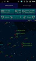 Screenshot of Mini-mini Planetarium