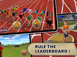 Screenshot of Athletics: Summer Sports Free