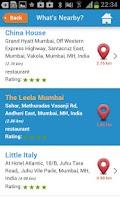 Screenshot of Mumbai Guide, Hotels, Weather