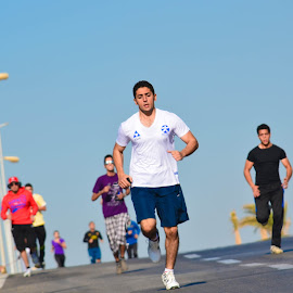 Achive by Ahmed Eldin - Sports & Fitness Running ( roadrun, fitness, run, running, egypt,  )