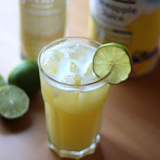 Pineapple Coconut Sour