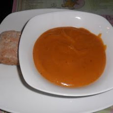 Jo's Spicy Sweet Potato Soup