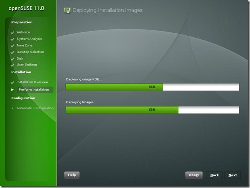 SuSE11-ImageDeploy