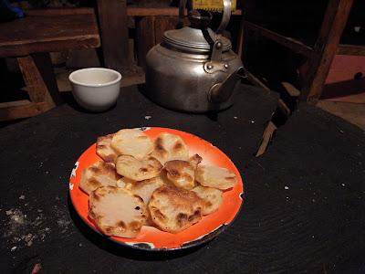 土法烤土豆