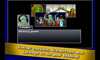 Screenshot of Cthulhu Saves The World