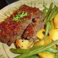 Delicious Meatloaf (Secret Ingredient: Ketchup)