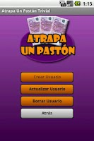 Screenshot of Atrapa Un Pastón Trivial