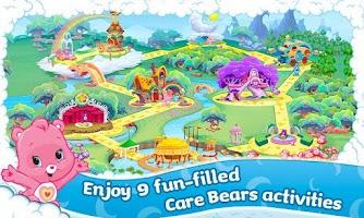 Screenshot of Care Bears Rainbow Playtime