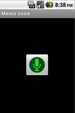 Memo Voice