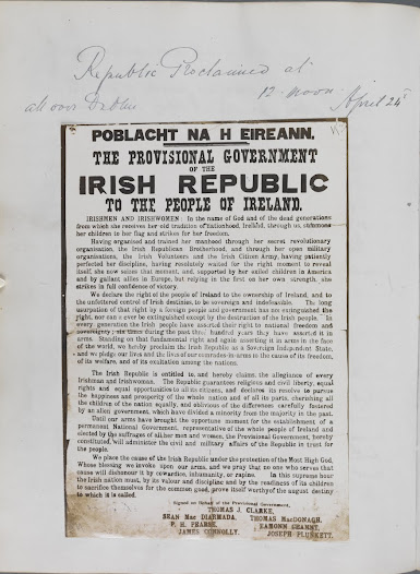 The Proclamation