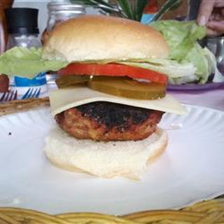 Amy's Delicious Turkey Burgers