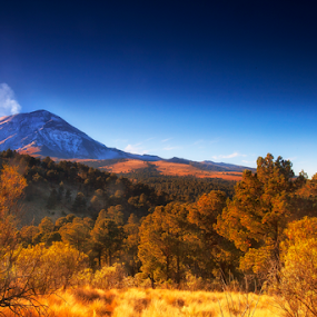 POpocatepetl by Cristobal Garciaferro Rubio - Landscapes Prairies, Meadows & Fields