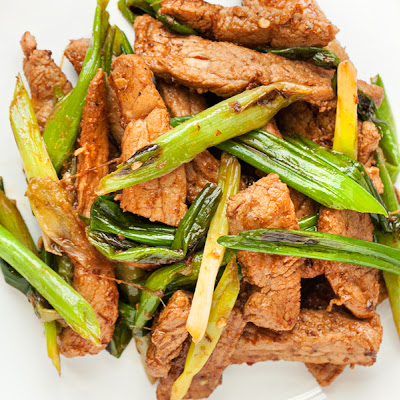 Spicy Stir-Fried Pork