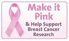 rosa donasjon + et prosjekt :: pink donation