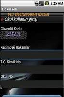 Screenshot of Meb E-okul Bilgilendirme