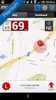 Screenshot of Escort Live Radar