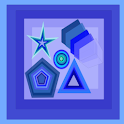 Inner Locking Shape Theme icon