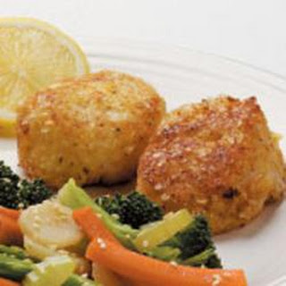 Breaded Sea Scallops