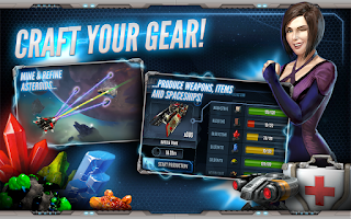 Screenshot of Pocket Galaxy Beta (Space-MMO)