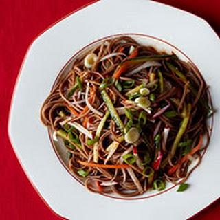 Cold Soba Salad Recipes