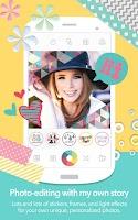 Screenshot of Candy Camera - Selfie Selfies
