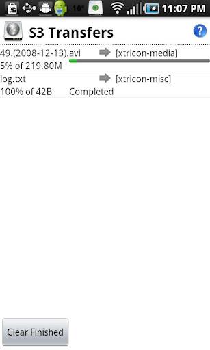【免費生產應用App】AndroAWS/S3-APP點子