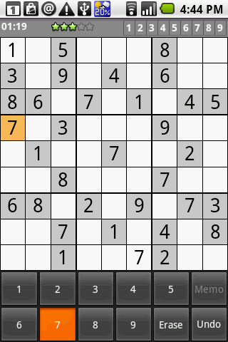 玩解謎App|Numberoid Normal Vol.1免費|APP試玩
