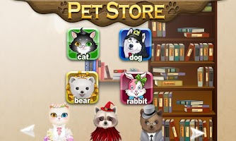 Screenshot of Girls Games - Pet Salon