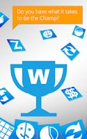 Screenshot of Wordament®