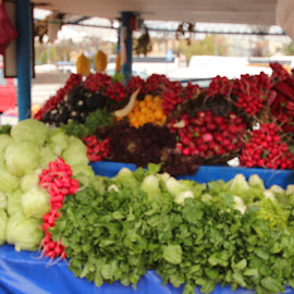 Fruit and vegie Market in Istanbul by Luci Henriques - City,  Street & Park  Markets & Shops