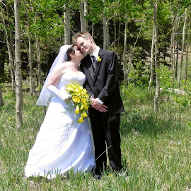 another happy couple, colorado by Ilona Williams - Novices Only Portraits & People