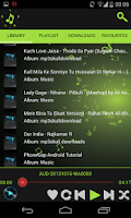 Screenshot of mp3 Box