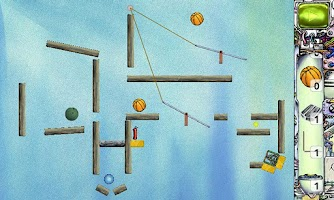 Screenshot of Clever Contraptions