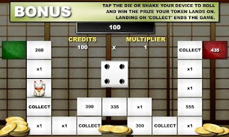 Screenshot of Sushi Dojo Slots