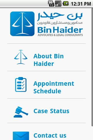 Bin Haider Advocates LC